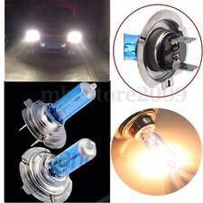 2X H7 100W 5000K Xenon White Low Beam Fog Halogen Bulb Car Fog Head Light Lamp