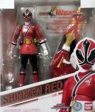 New BANDAI S.H.Figuarts Samurai Sentai Shinkenger Shinken Red AEON Limited