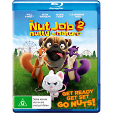 The Nut Job 2: Nutty By Nature NEW Blu-Ray