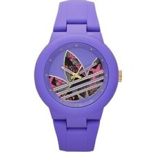 GENUINE AUTHENTIC ADIDAS ORIGINALS PURPLE ABERDEEN LADIES/MENS/UNISEX WATCH