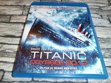 TITANIC   ODYSSÉE 2012  /   BLU RAY
