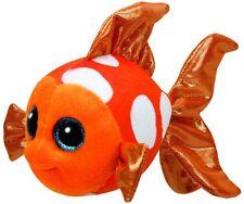 TY Beanies Sami il pesce giocattolo morbido 15cm