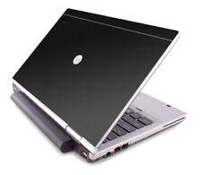 3D CARBON FIBER Vinyl Lid Skin Cover Decal fits HP Elitebook 8460P Laptop