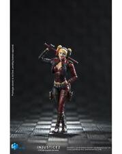 1/18 FIGURE (10.5cm~) - HIYA TOYS- Injustice Harley Quinn - RHY0037 Free Ship