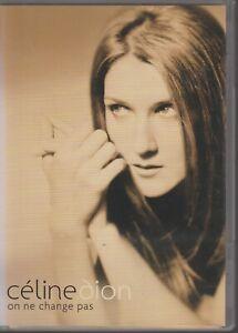Celine Dion On Ne Change Pas Dvd Clips Inclus 1 Titre Live Avec JJ Goldman