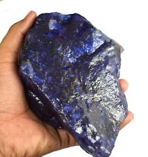 Blue Sapphire Gemstone Rough 4770 Ct Natural IGL Certified Holiday Offer C725
