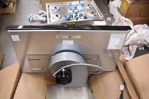 """GE Monogram UVB36DKBB 36"""" Stainless Downdraft Ventilation Range Hood NOB #51581"""