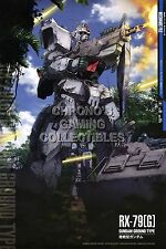 RGC Huge Poster - Mobile Suit Gundam 0083 Anime Poster Glossy Finish - GUNA10