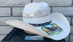 MEN'S WESTERN COWBOY RODEO HAT. RANCH STYLE COWBOY HAT. SOMBRERO VAQUERO