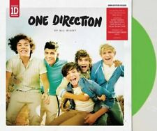 1 One Direction - Up All Night Exclusive Limited Edition Green Color Vinyl LP