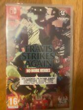 Travis Strikes Again: No More Heroes 2 - Nintendo Switch Brand new Season pass