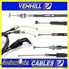 Suit Kawasaki KLX300R 1997-2006 Venhill featherlight throttle cables K02-4-043
