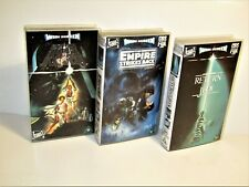 VHS STAR WARS TRILOGY Special Widescreen Edition 1993 Vintage . Great condition
