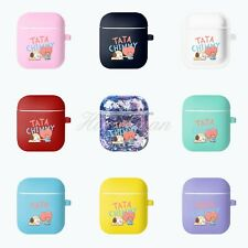 [BT21] - BT21 CREATOR AIRPODS CASE COVER TATA CHIMMY OFFICIAL LINEFRIENDS MD
