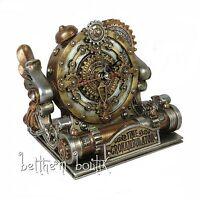 Goth : Alchemy The Vault Horloge Steampunk Time Chronambulator Gothique