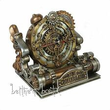 Goth : Alchemy The Vault Horloge Steampunk Time Chronambulator Gothique