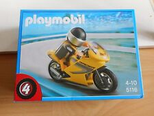 Playmobil Motorbike in Box (Playmobil nr: 5116)