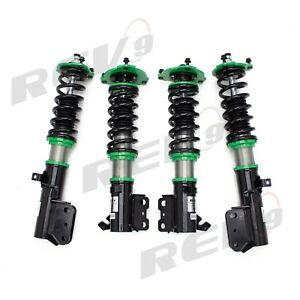 Rev9 Power Hyper Street 2 Coilovers Lowering Suspension for Toyota Corolla 88-02