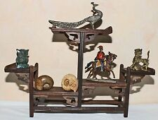 Miniatura Estante China ASIATICA Colección Estante de plantas Feng Shui