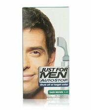 JUST FOR MEN AutoStop Haircolor Dark Brown A-45 1 Each (Pack of 2)