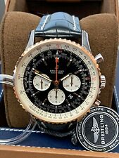 Breitling Navitimer 01 UB01272 46mm Black Dial Watch 2019 With Papers UNWORN