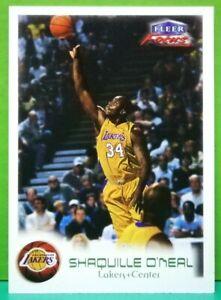 Shaquille O'Neal regular card 1999-00 Fleer Focus #72
