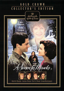 A SEASON FOR MIRACLES (DVD, 1999) - HALLMARK HALL OF FAME - NEW DVD