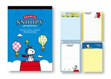 Snoopy & Woodstock Peanuts Gang Notebooks Set of 4 - Beagle Scout Flying Ace
