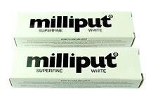2 Packs Superfine White Milliput Epoxy Putty Modelling Sculpting Ceramics X1018a