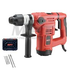 MPT Electric Drill H/Duty Impact Hammer SDS 1500 Watt with Kit