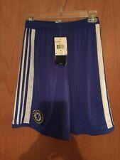 Adidas English Premier League CFC Home Chelsea Shorts Blue V13912 Youth XL $40