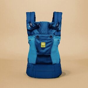 BRAND NEW Lillebaby Complete Airflow Baby Carrier Aqua Blue RRP £119.00