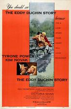 """The Eddie Duchin Story"" 16mm Feature Film Tyrone Power & Kim Novak 1956"