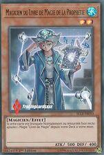 ♦Yu-Gi-Oh!♦ Magicien du Livre de Magie de la Prophétie: BLLR-FR050 -VF/Ultra R.-