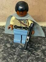 LEGO STAR WARS 7754 LANDO CALRISSIAN MINI FIGURE VGC