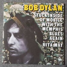 Bob Dylan, stuck inside of mobile with the memphis blues again, SP - 45 tours