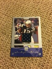 2004 Skybox Limited Edition Tom Brady Jersey Proof 188/250 Made Rare Game-Worn