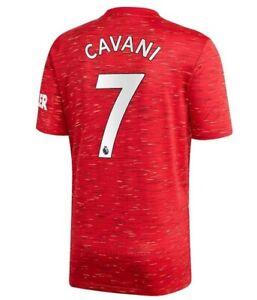 CAVANI 2020-2021 Home Soccer Jersey
