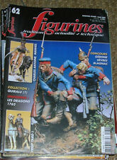 Figurines n°62 concours gérone sevres blagnac collection quiralu uniformes drago