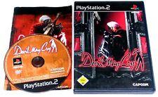 """PS 2 Playstation 2 Spiel """" DEVIL MAY CRY """" KOMPLETT"""