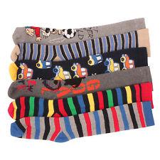 Childrens Girls Wellington//Welly Long Boot Socks 6 Designs