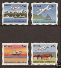 MICRONESIA #'s C43-46 MNH Airmail Aircraft Airplanes