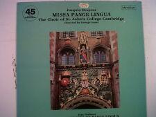 LP J. DESPREZ Missa Pange Lingua, G. Guest E. 4577052