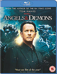 Angels And Demons (Blu-ray, 2009)     free UK delivery!!  new / sealed!!