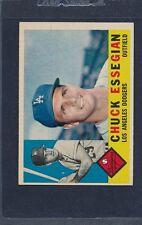 1960 Topps #166 Chuck Essegian Dodgers EX 60T166-11816-3