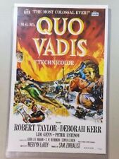 QUO VADIS MOVIE POSTER 11X17   P2