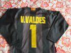 V.Valdes Barcelona Goalkeepers Shirt 2007-08 age 4/5 yrs *read description*