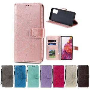 Hülle für Samsung Galaxy S20 FE Handyhülle Flip Case Cover Handy Tasche Mandala