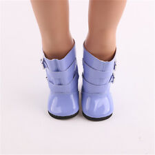 Handmade fashion new shoes for 18 inch American Girl doll party b869