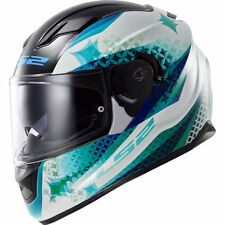 Gloss Graphic Multi-Composite LS2 Brand Motorcycle Helmets